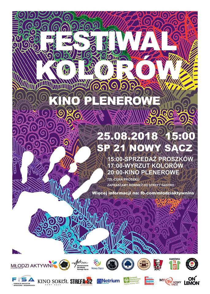 Festiwal Kolorów Nowy Sącz