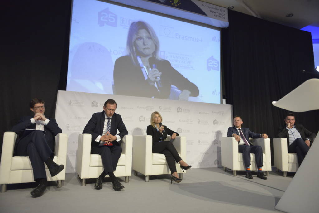 XIII Forum Ekonomiczne Młodych Liderów 2018
