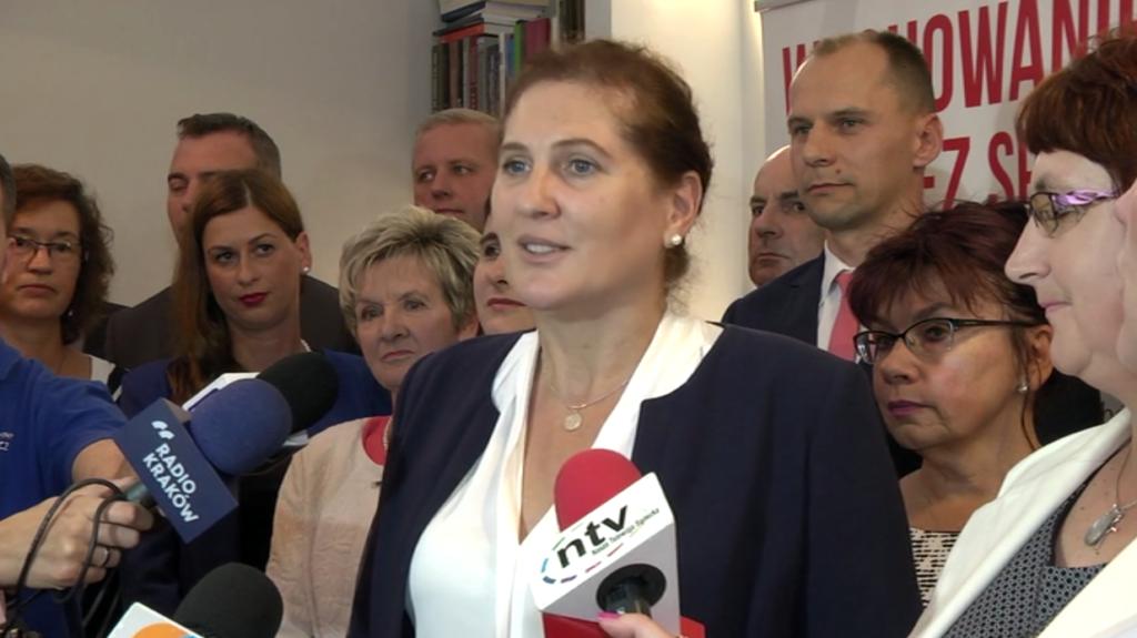 kandydaci PiS Nowy Sącz