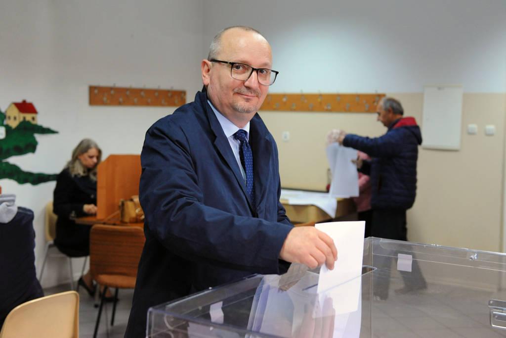 Krzysztof Głuc wybory 2018
