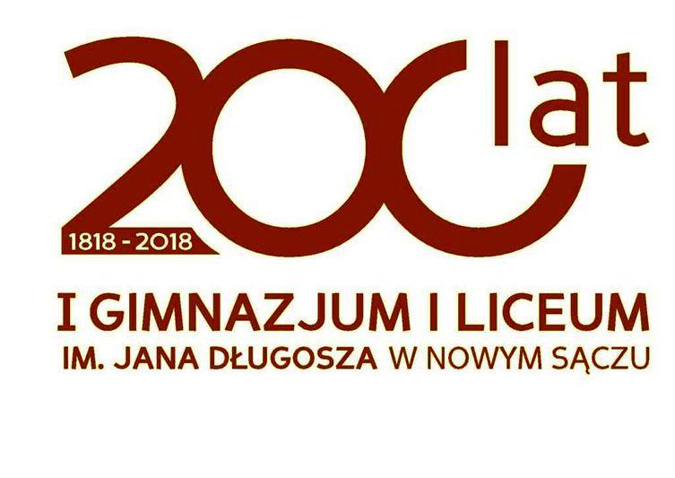 Uroczystości jubileuszu 200-lecia I Gimnazjum i Liceum imienia Jana Długosza w Nowym Sączu