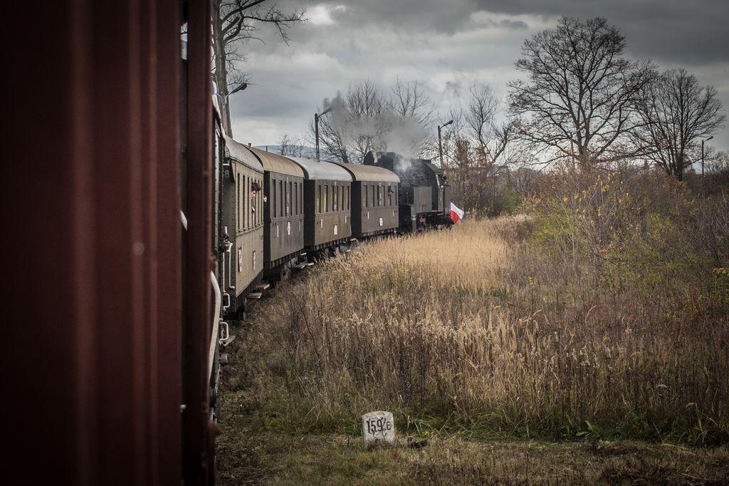 Pociąg Wolności wyruszy z Chabówki do Nowego Sącza