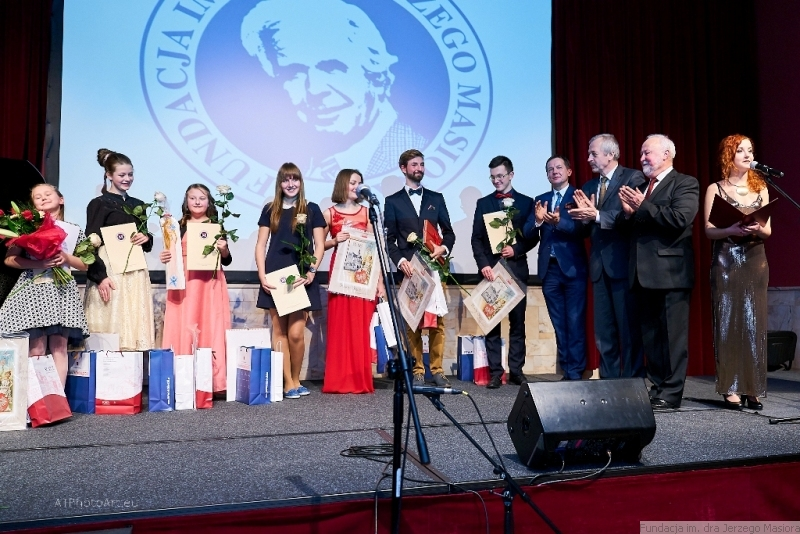Nagroda Dra Jerzego Masiora