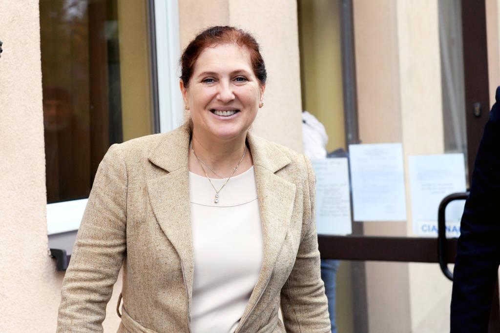 Iwona Mularczyk przewodnicząca rady miasta Nowego Sącza