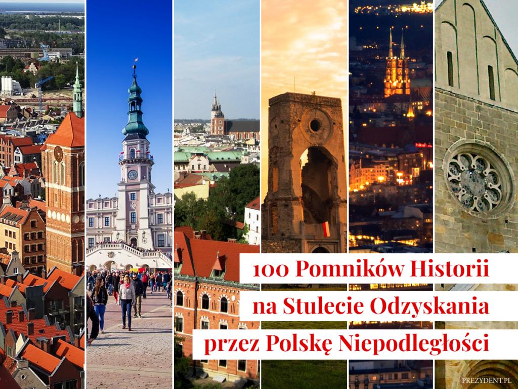 Stary Sącz na liście Pomników Historii