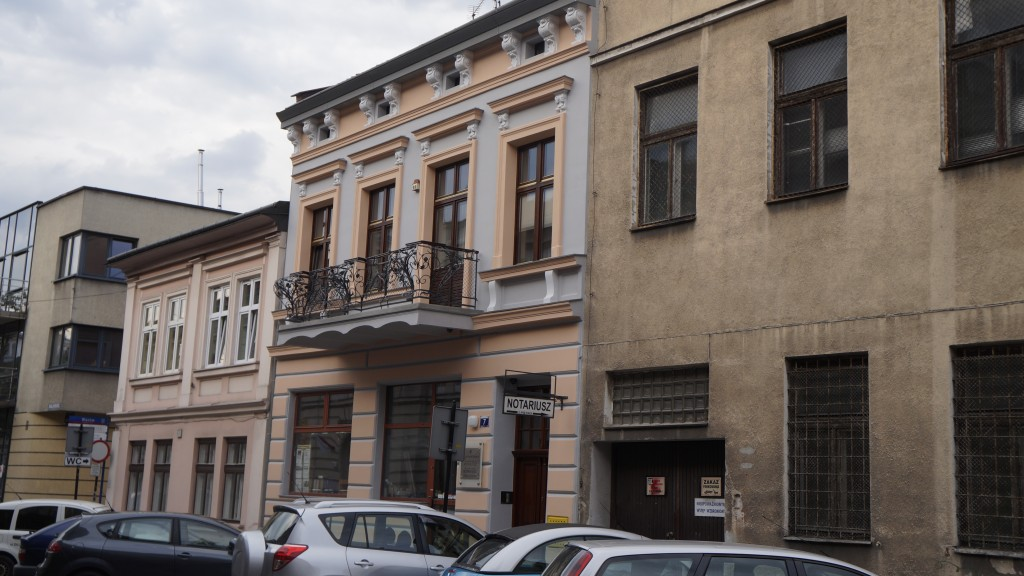 Dunajewskiego 7 Nowy Sącz
