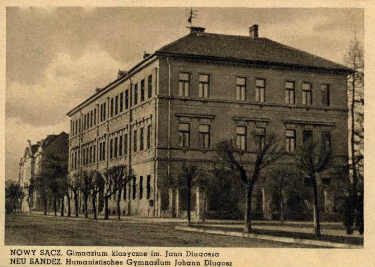 Z życia uczniowskiego w XIX wieku