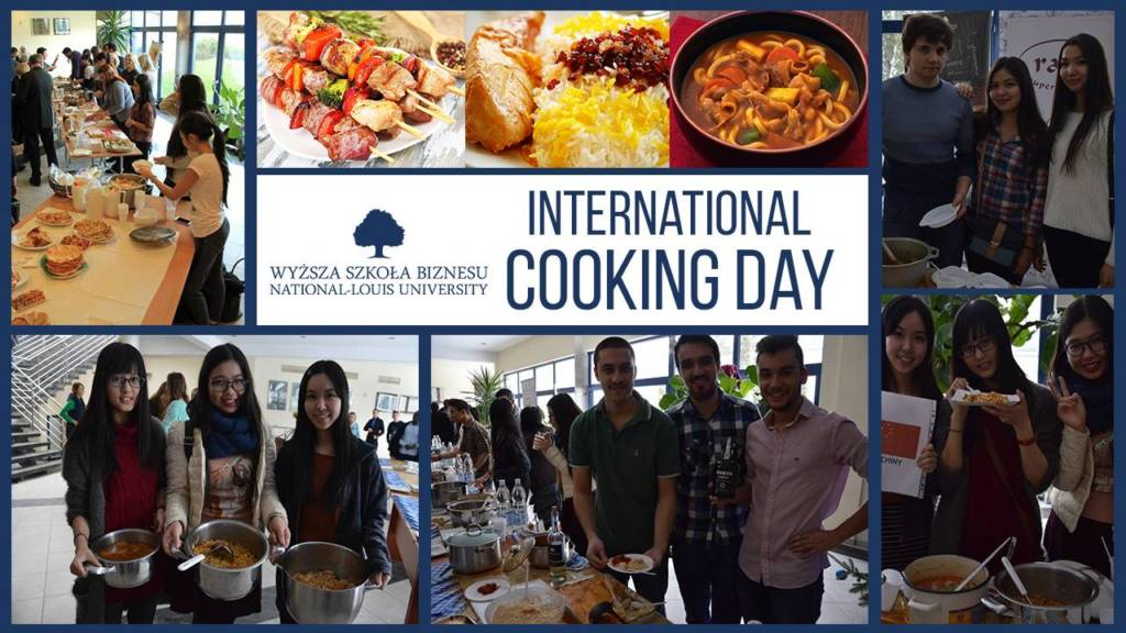 INTERNATIONAL COOKING DAY 2018 WSB-NLU