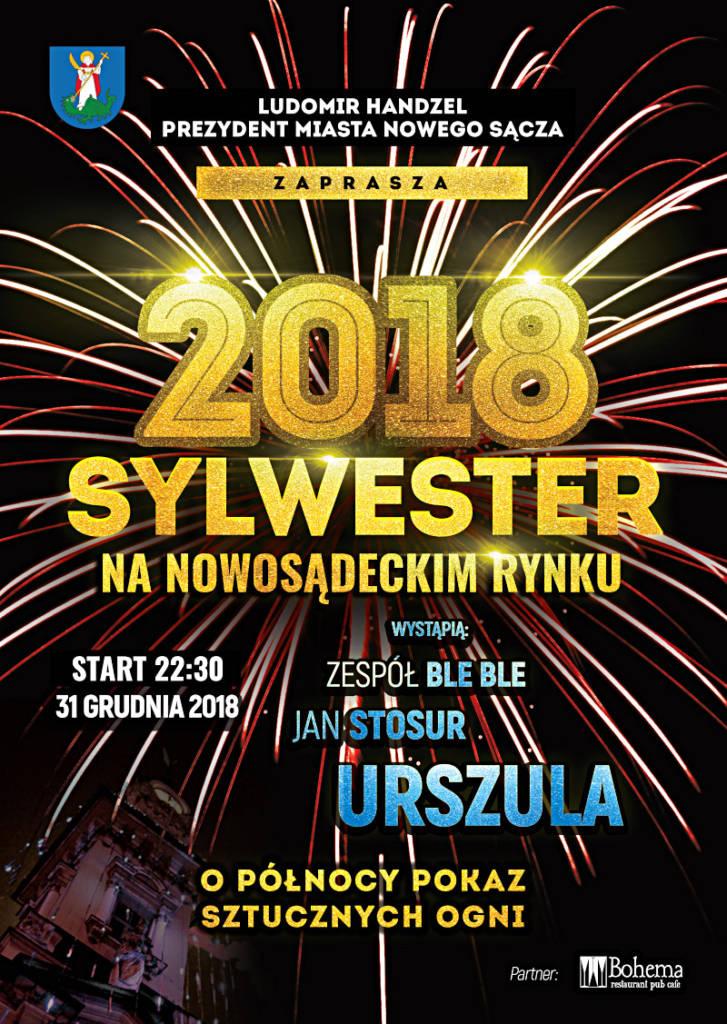 Urszula Sylwester 2018 Nowy Sącz