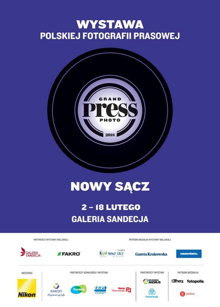 grand press photo Nowy Sącz