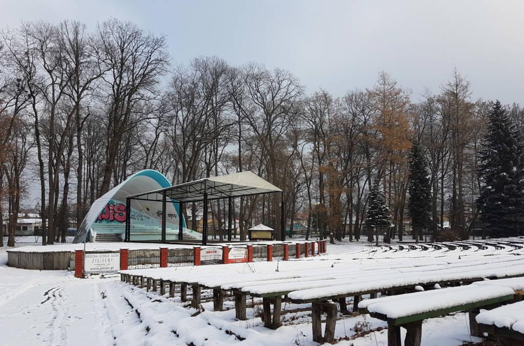 Park Strzelecki przetarg