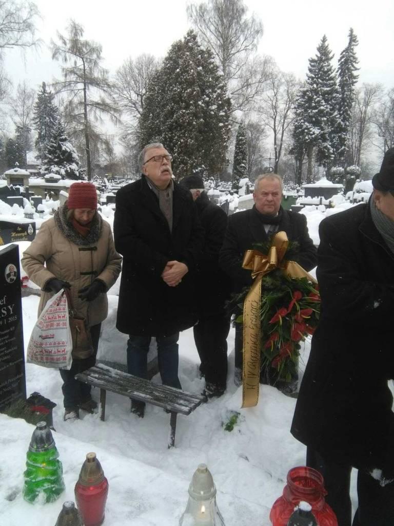 4 rocznica śmierci Józefa Oleksego