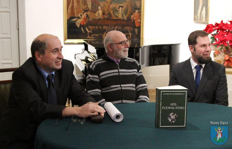 promocja książki Apel Podhalański