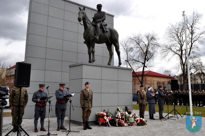 imieniny Piłsudskiego Nowy Sącz