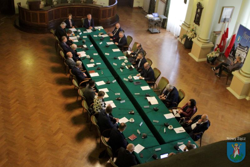 I Konwent Wójtów, Burmistrzów i Prezydentów Ziemi Sądeckiej