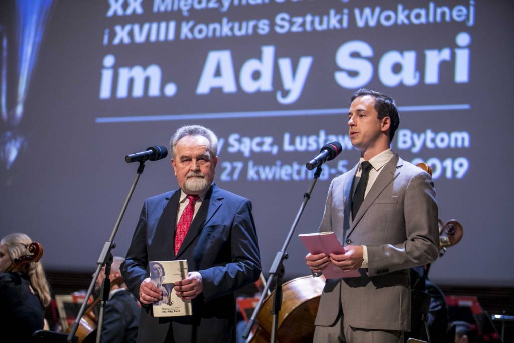 XX Międzynarodowy Festiwal i XVIII Konkurs Sztuki Wokalnej im. Ady Sari w Nowym Sączu
