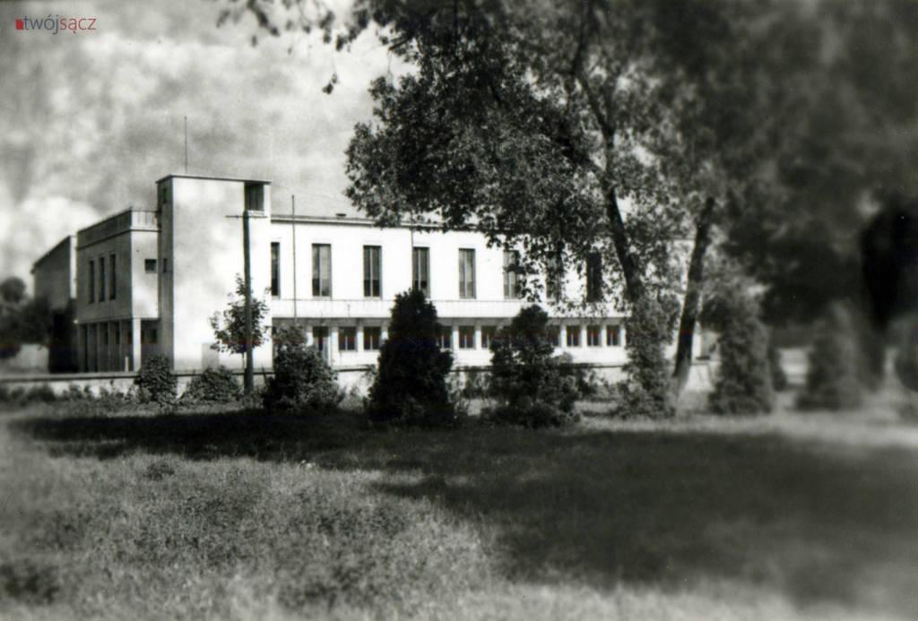 Dom Pierackiego w Nowym Sącz. raczej to nie kwiecień 1939