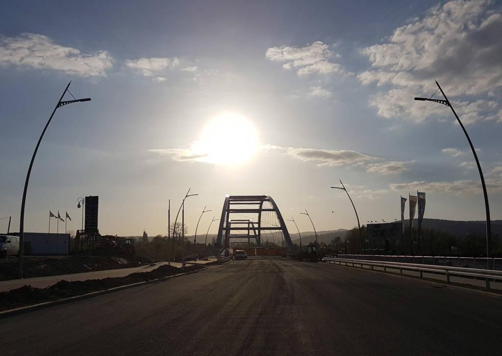 wkrótce otwarcie mostu heleńskiego