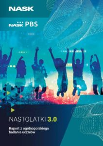 nastolatki w sieci raport NASK