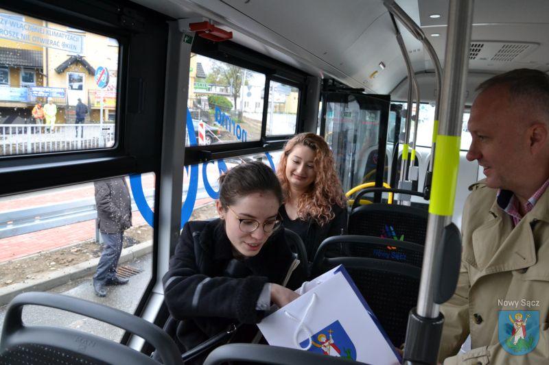 autobusy dla maturzystów