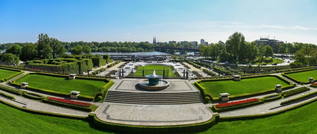 Ogrody Dolne Zamku Królewskiego