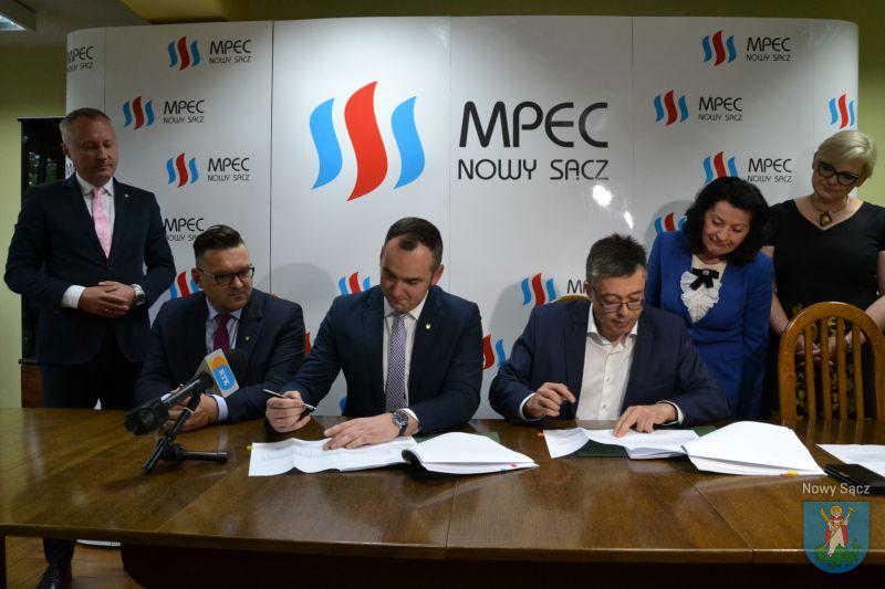 dofinansowanie MPEC