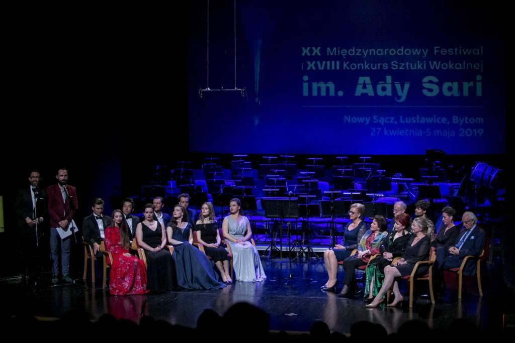 XVIII Międzynarodowy Konkurs Sztuki Wokalnej im. Ady Sari