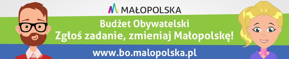 4 edycja Budżetu Obywatelskiego Województwa Małopolskiego