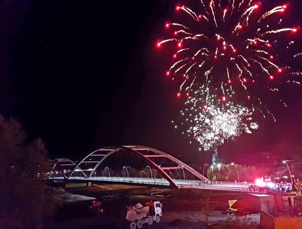 otwarcie mostu Dunajcu w Nowym Sączu