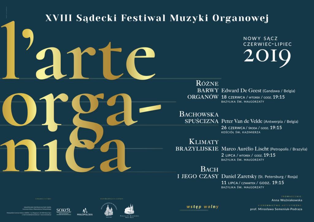 L'ARTE ORGANICA 2019