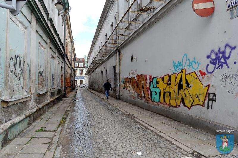 wkrótce remont nawierzchni ulicy Wąskiej