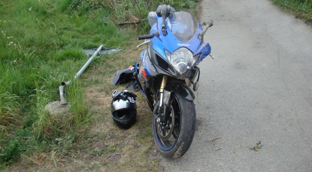 motocykliści kolizje wypadki