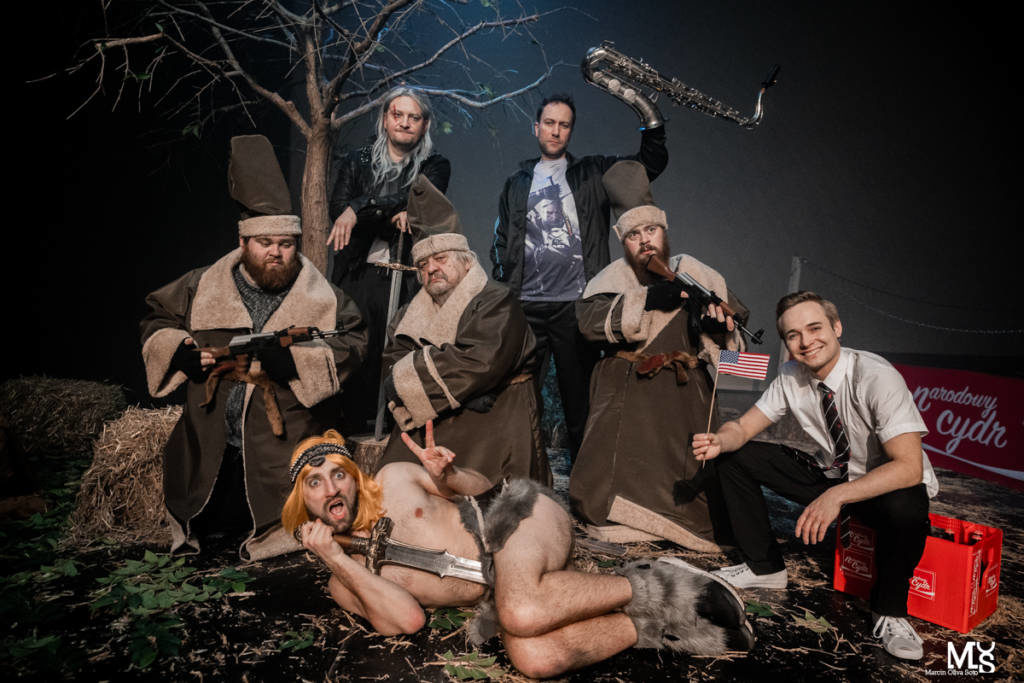Wiedźmin. Turbolechita - spektakl Teatru Nowego w Krakowie