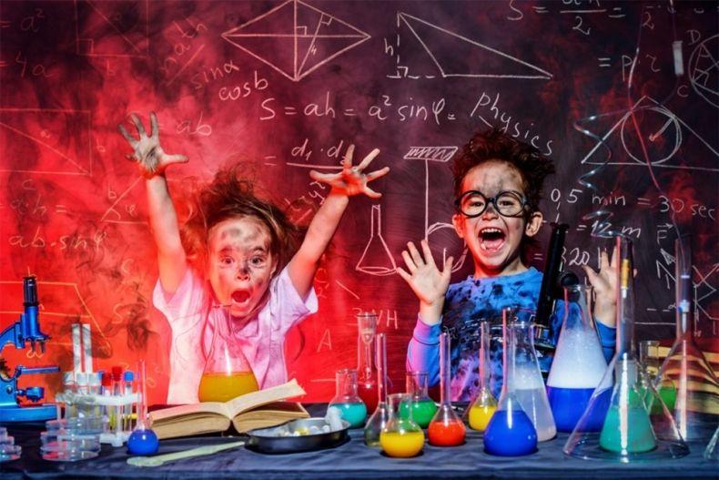 Małopolska Noc Naukowców Nowy Sącz PWSZ 2019