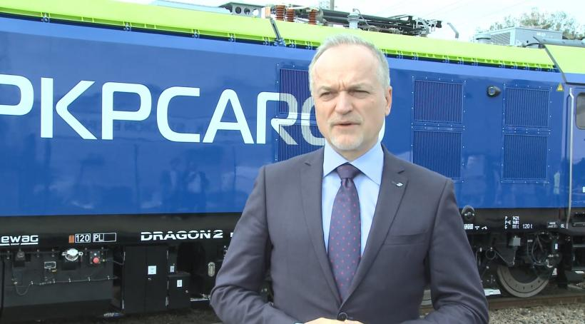 PKP Cargo: pierwszy Dragon 2 wyjedzie na tory już w 2019 roku