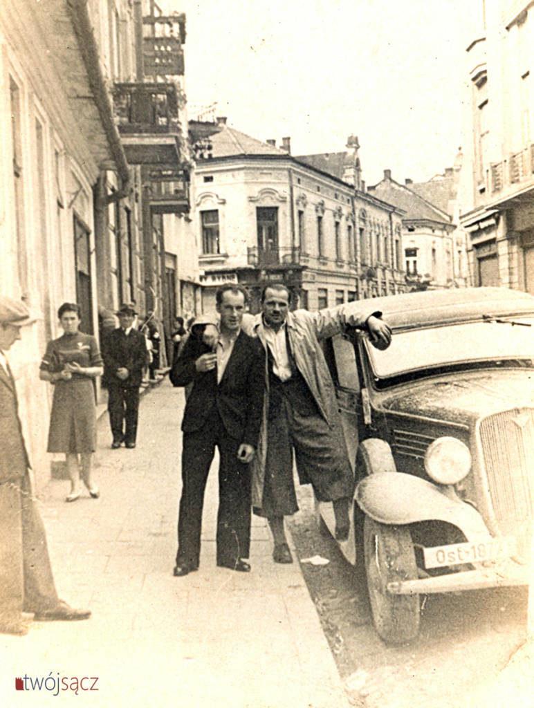 z archiwum rodzinnego pana Włodzimierza Waląga