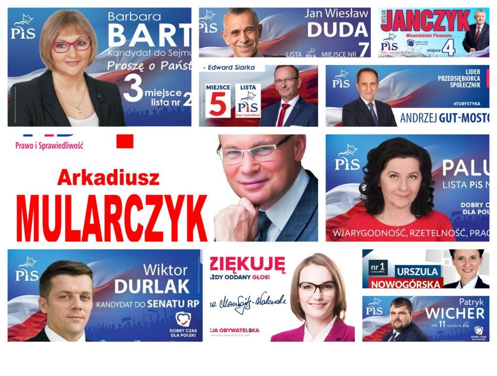 mandat do sejmu w okręgu 14 zdobyli 2019