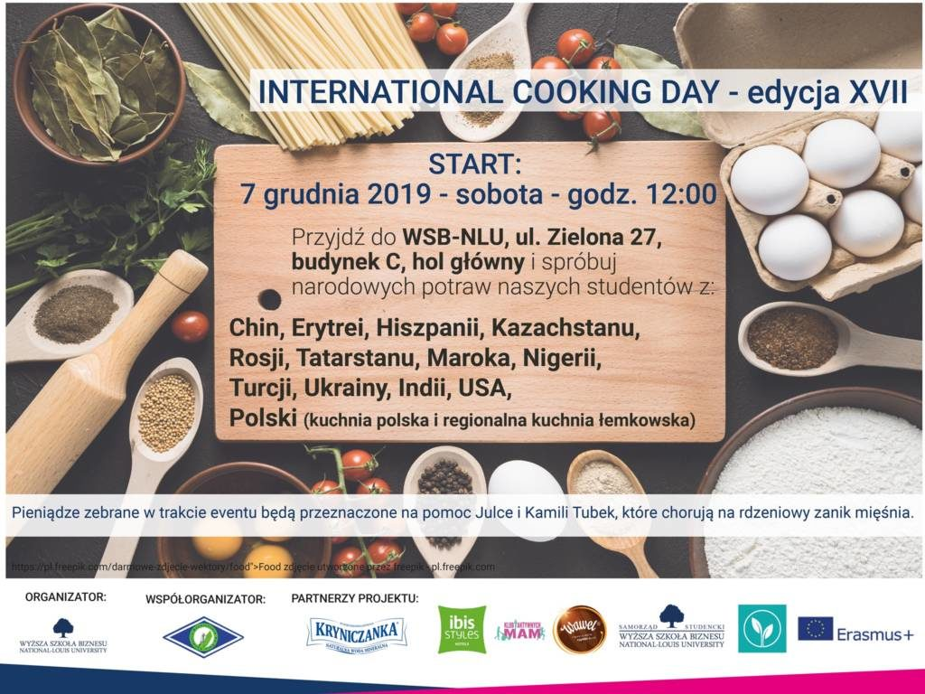 International Cooking Day 2019
