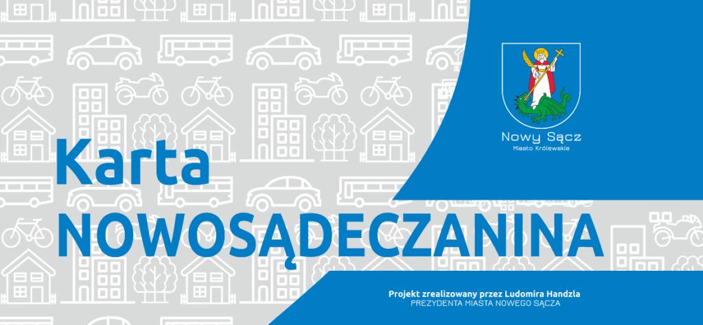 wnioski o wydanie karty nowosądeczanina od 10 grudnia 2019