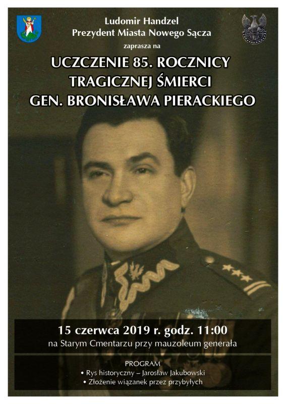 rocznica śmierci Pierackiego