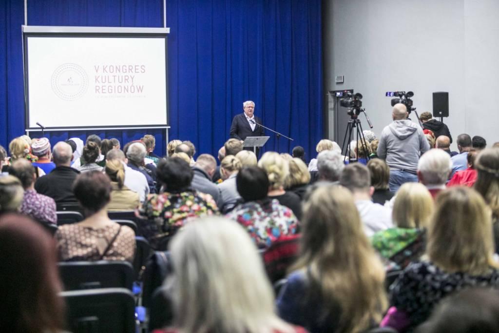 sacrum i profanum V Kongres Kultury Regionów