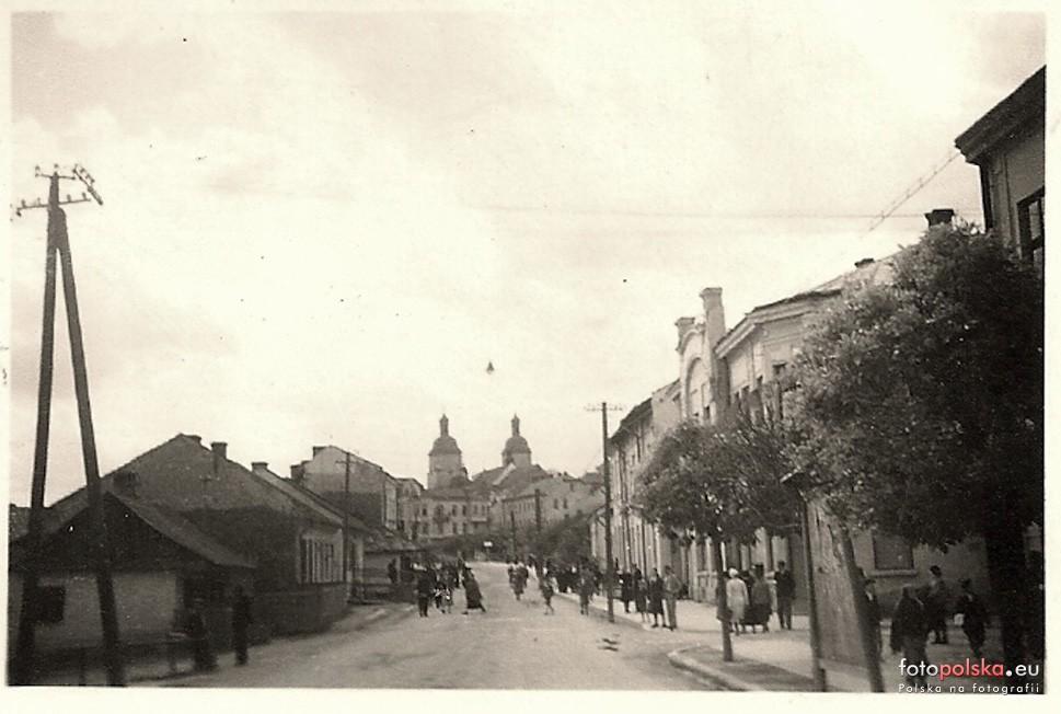 1939 w Nowym Sączu