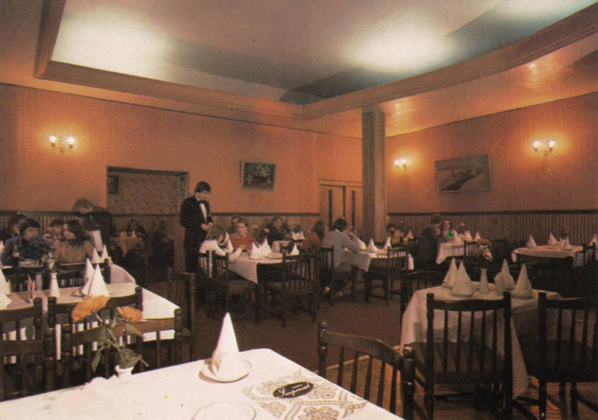 Sadeckie Knajpy W Czasach Prl Restauracje I Kawiarnie 1978 Odc 11 Twoj Sacz
